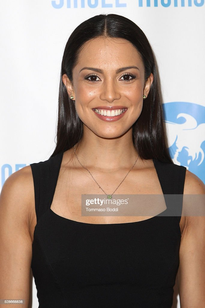 Playmate of the Year Raquel Pomplun attends the Single Mom's Awards held at The Peninsula Beverly Hills on May 6, 2016 in Beverly Hills, California.