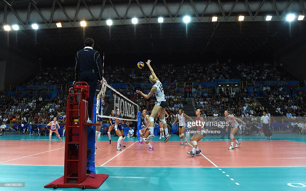 Usa v russia fivb women 39 s world championship getty images for Pool show usa
