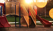 Playstructure and Lens Flare
