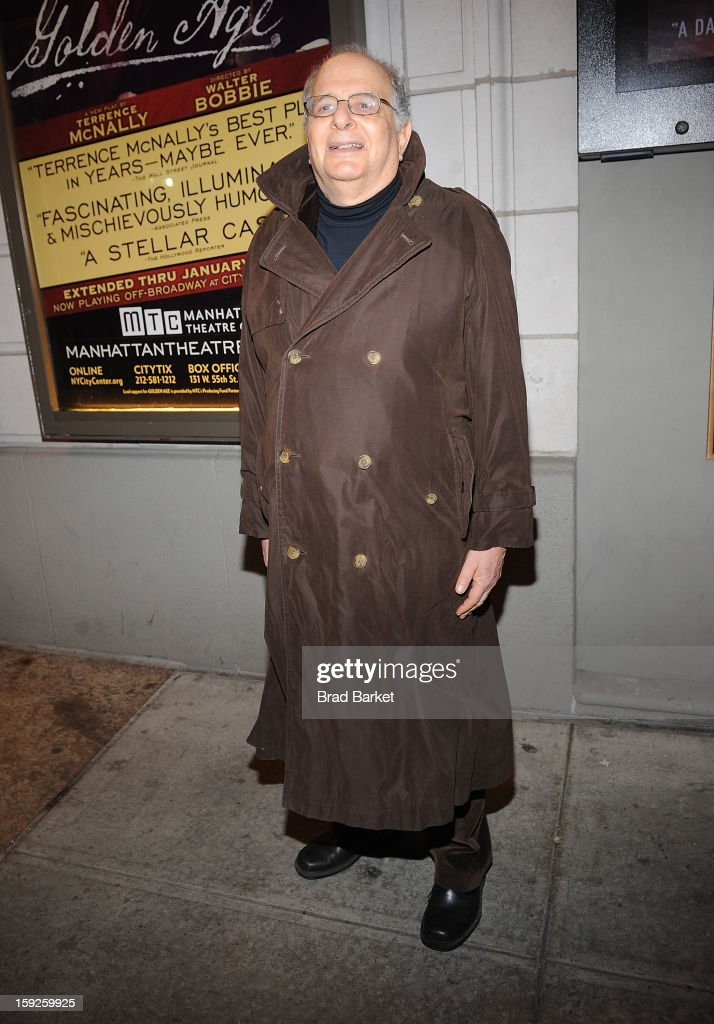 Playwright Alfred Uhry attends 'The Other Place' Broadway opening night at Samuel J. Friedman Theatre on January 10, 2013 in New York City.