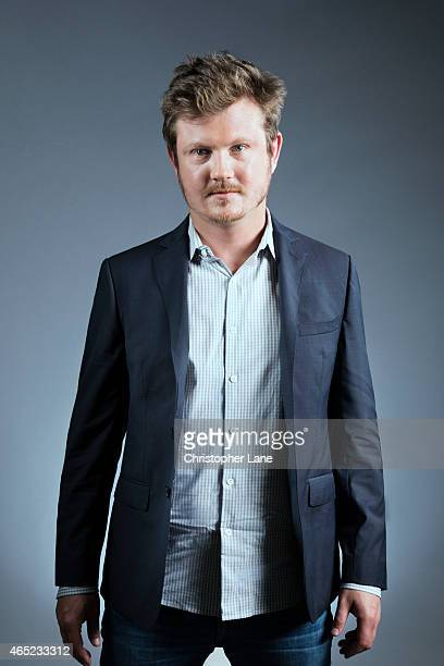Playwright and creator of 'House of Cards' Beau Willimon is photographed for Paris Match on September 30 2014 in Baltimore Maryland