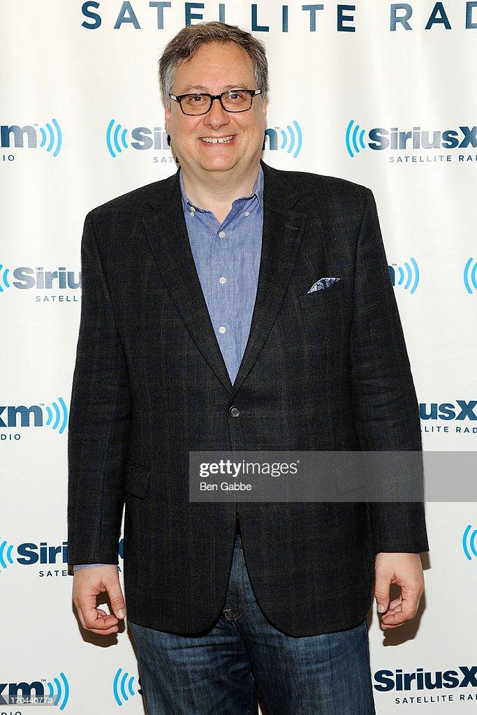 Playwright and screenwriter Douglas Carter Beane visits the SiriusXM Studios on June 13, 2013 in New York City.
