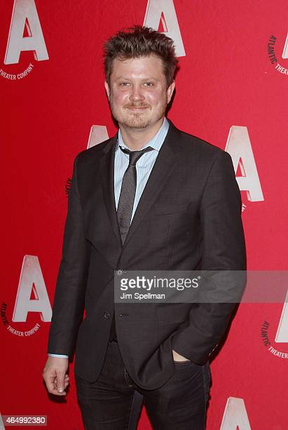 Playwright Beau Willimon attends the Atlantic Theater Company 30th Anniversary gala at The Pierre Hotel on March 2 2015 in New York City