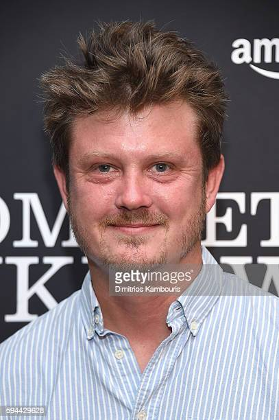 Playwright Beau Willimon attends the 'Complete Unknown' New York Premiere at Metrograph on August 23 2016 in New York City