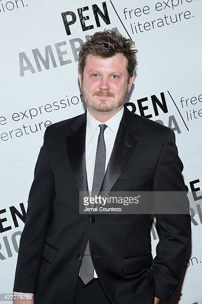 Playwright Beau Willimon attends the PEN American Center Literary Gala at American Museum of Natural History on May 5 2015 in New York City