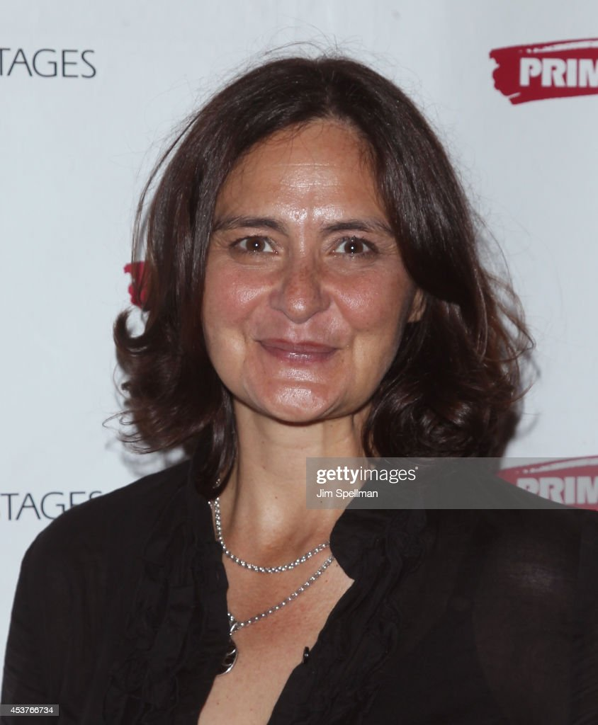 Playwright Cusi Cram attends the 'Poor Behavior' Opening Night after party at Casa Nonna on August 17, 2014 in New York City.