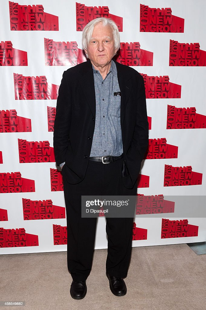 Playwright David Rabe attends the 'Sticks and Bones' opening night after party at KTCHN Restaurant on November 6, 2014 in New York City.