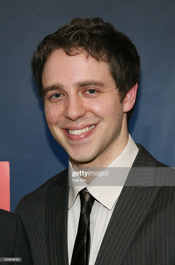 Playwright David West Read attends the opening night of 'The Dream of the Burning Boy' at Roundabout Theatre Company Black Box Theatre on March 23, 2011 in New York City.