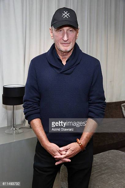 Playwright Dick Tarlow attends 'The Trial Of An American President' After Party at The Lindeman on September 29 2016 in New York City