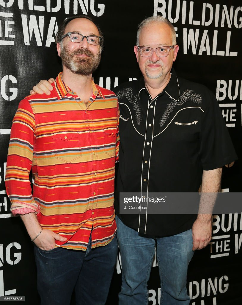 """Building The Wall"" Opening Night - Arrivals & Curtain Call"