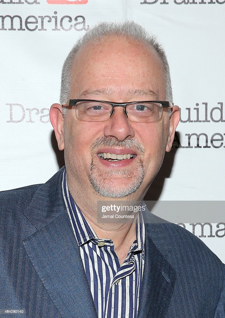 Playwright <a gi-track='captionPersonalityLinkClicked' href=/galleries/search?phrase=Doug+Wright&family=editorial&specificpeople=234698 ng-click='$event.stopPropagation()'>Doug Wright</a> attends the 2015 Dramatists Guild Of America Awards at The Harvard Club on February 23, 2015 in New York City.