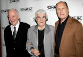 Playwright Horton Foote writer Harper Lee and actor Robert Duvall attend Signature Theatre Company honors Horton Foote on the eve of his 90th...
