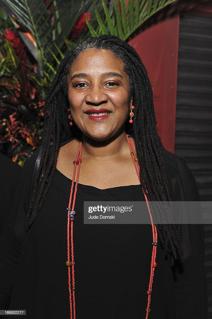 Playwright Lynn Nottage attends the 2013 BAM Theater Gala at Brooklyn Academy of Music on January 24, 2013 in the Brooklyn borough of New York City.