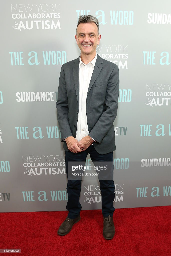 Playwright Peter Bowker attends 'The A Word' New York screening at Museum Of Arts And Design on June 28, 2016 in New York City.