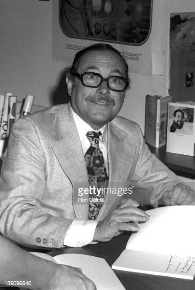 Playwright Tennessee Williams attends American Booksellers Association Convention on June 5 1974 in Washington DC