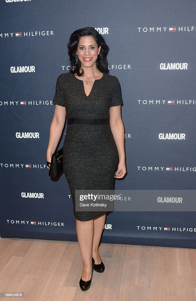 Playwright Yasmine Rana attends the Tommy Hilfiger Celebrates Opening of New Garden State Plaza Store event at Garden State Plaza on November 14, 2013 in Paramus, New Jersey.