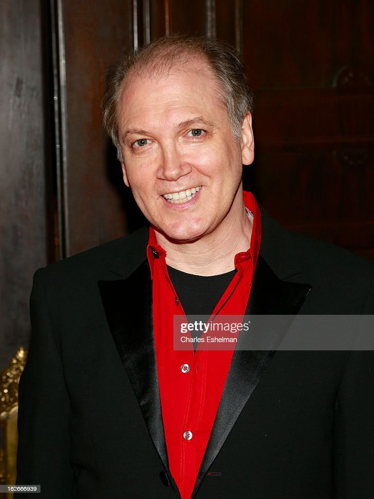 Playwright/actor <a gi-track='captionPersonalityLinkClicked' href=/galleries/search?phrase=Charles+Busch&family=editorial&specificpeople=227410 ng-click='$event.stopPropagation()'>Charles Busch</a> attends the 10th Annual Love 'N' Courage Benefit For TNC's Emerging Playwrights Program at The National Arts Club on February 25, 2013 in New York City.