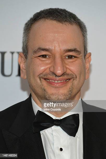 Playwrite Joe DiPietro attends the 66th Annual Tony Awards at The Beacon Theatre on June 10 2012 in New York City