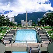 Plaza Altamira, Caracas, Venezuela