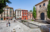 Plaza de Santa Ana Granada