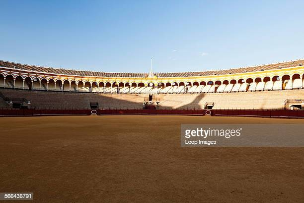 Plaza de toros de la Real Maestranza is the oldest bullring in Spain