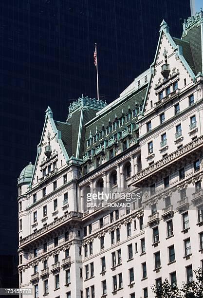 Plaza Hotel designed by Henry Janeway Hardenbergh Manhattan New York New York United States
