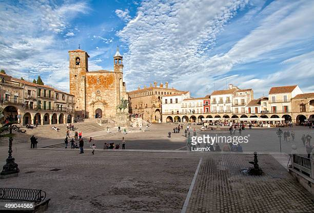 Plaza Mayor of Trujillo