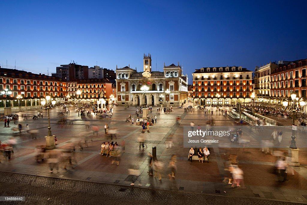Plaza Mayor of Valladolid