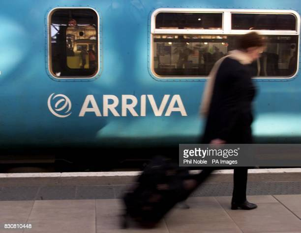Please be aware that this picture shows a train operated by Arriva Trains Northern and that from 1 Feb 2004 this franchise is run by Northern Rail...