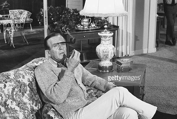 JEANNIE 'Please Don't Give My Jeannie No More Wine' Episode 15 Aired 1/6/70 Pictured Hayden Rorke as Col Alfred E Bellows MD