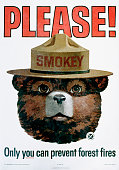 UNS: 9th August 1944 - Smokey the Bear's First Appearance