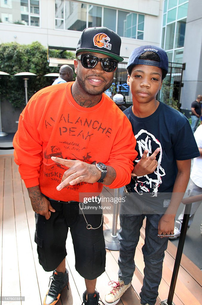 <a gi-track='captionPersonalityLinkClicked' href=/galleries/search?phrase=Pleasure+P&family=editorial&specificpeople=5445217 ng-click='$event.stopPropagation()'>Pleasure P</a>. and Astro attend the Epic Records 'Epic Moment' Event at The Station Hollywood on June 30, 2012 in Hollywood, California.
