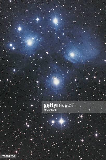 Pleiades in Taurus
