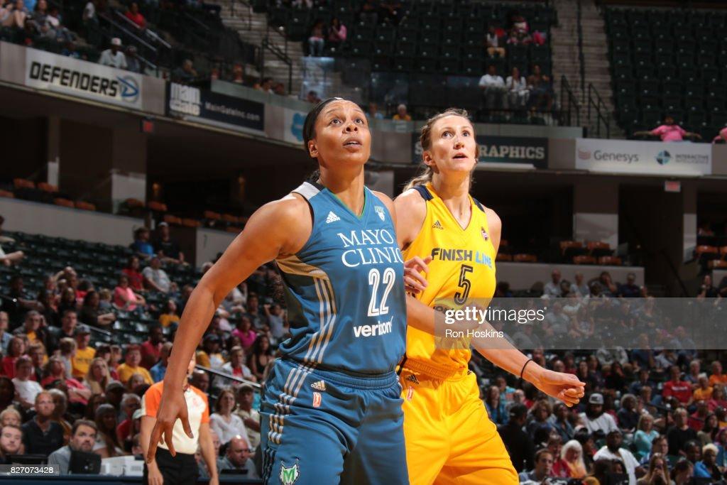 Minnesota Lynx v Indiana Fever