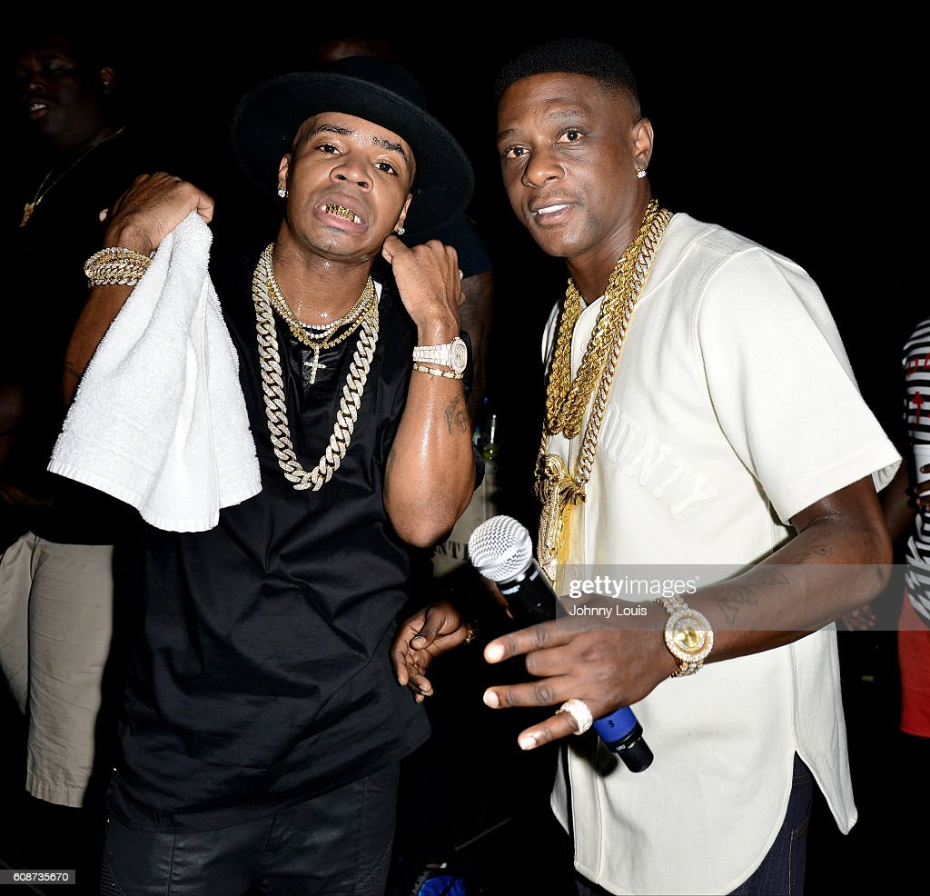 KingsOf The Streets Tour with Lil' Boosie And Plies