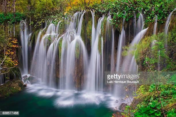 Plitvice & Long Exposure Waterfall