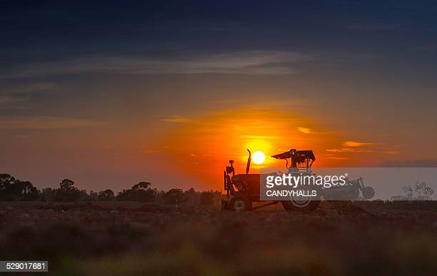 Plough up
