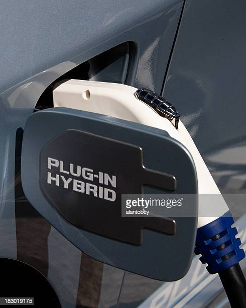 Plug-in Hybrid Car: Electrical Connection
