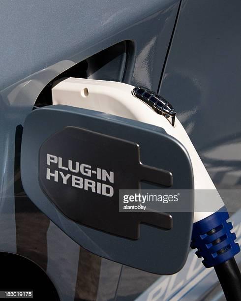 Plug-in-Hybrid-Auto: Elektrische Verbindung