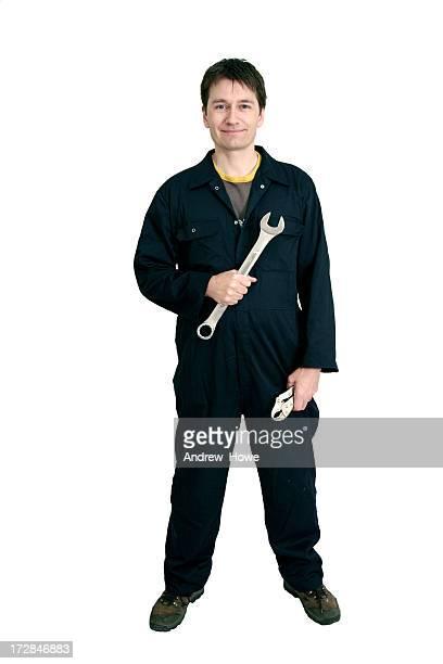 Plumber or Mechanic