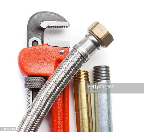 Plombier des outils