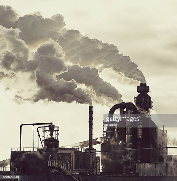 Plumes of Industry