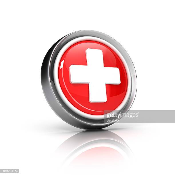 Plus or First aid icon