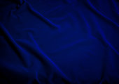 Plush blue velvet fabric fills the photo frame.  Excellent for background.  Copy space.
