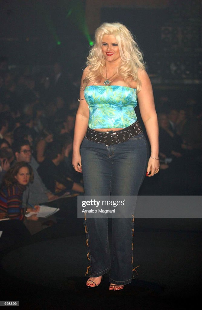 Anna Nicole Smith | Getty Images