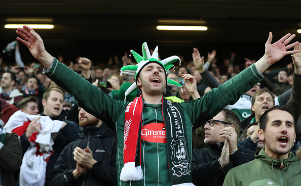 Liverpool v Plymouth Argyle - Emirates FA Cup - Third Round - Anfield : News Photo
