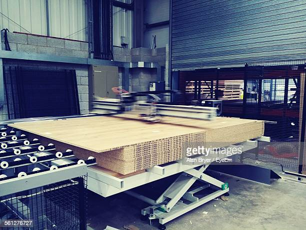Plywood Making In Industry