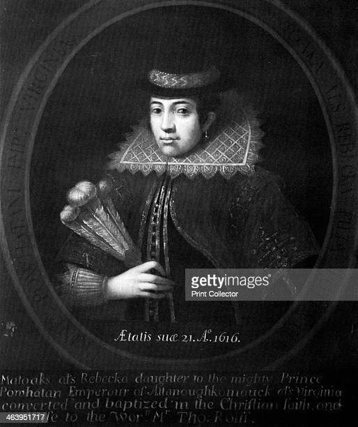 Pocahontas 1616 Pocahontas was a Native American princess who married an Englishman and came to London Unfortunately she fell ill on the return...