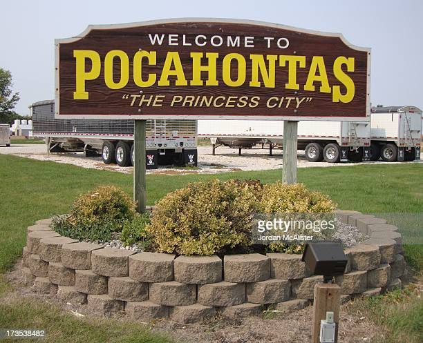 CONTENT] Pocahontas is located in northwestern Iowa directly northwest of Fort Dodge It is the county seat of Pocahontas County both of which were...