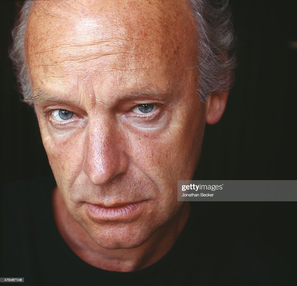 Poet <a gi-track='captionPersonalityLinkClicked' href=/galleries/search?phrase=Eduardo+Galeano&family=editorial&specificpeople=2578757 ng-click='$event.stopPropagation()'>Eduardo Galeano</a> is photographed for Town & Country Magazine on January 15, 1992 in Montevideo, Uruguay.